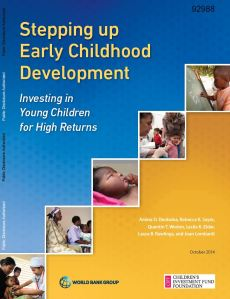 Stepping up Early Childhood Development - World Bank