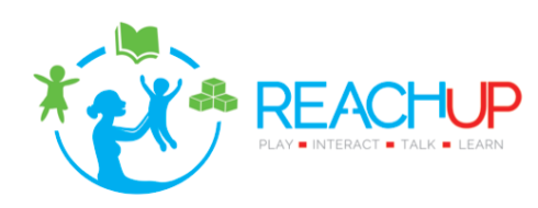 Reach Up logo